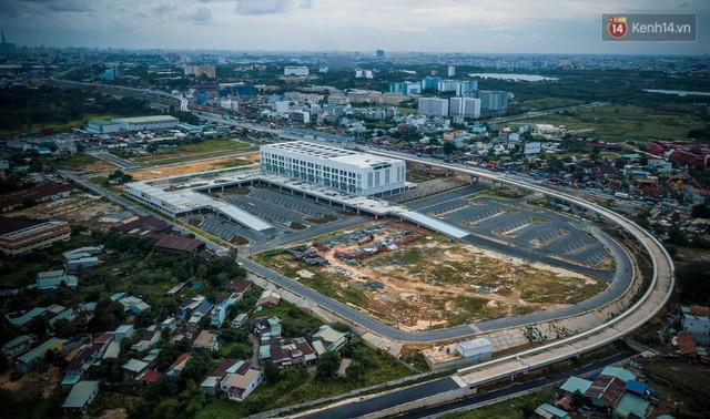 Bên trong khu phức hợp bến xe Miền Đông mới, vốn đầu tư 4.000 tỉ đồng trước ngày đi vào hoạt động - Ảnh 20.