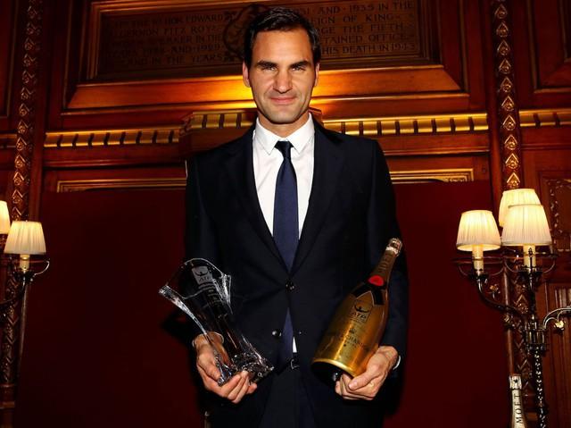 Cuộc sống đáng mơ ước của tay vợt giàu có nhất thế giới - Ảnh 19.