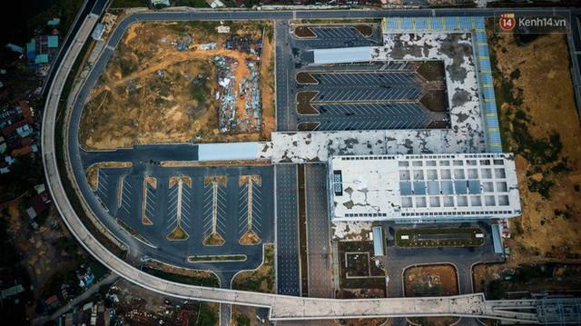 Bên trong khu phức hợp bến xe Miền Đông mới, vốn đầu tư 4.000 tỉ đồng trước ngày đi vào hoạt động - Ảnh 5.