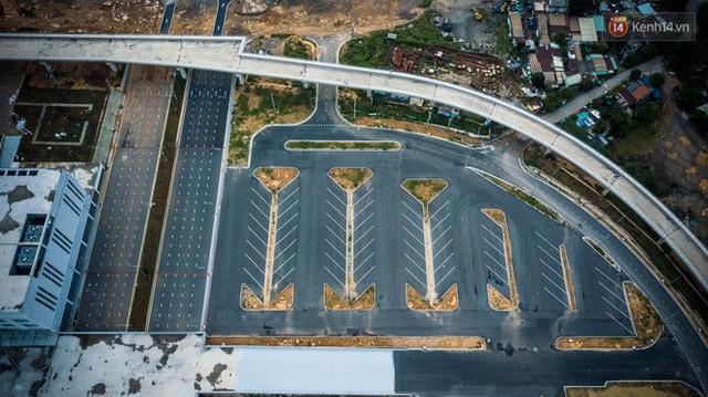Bên trong khu phức hợp bến xe Miền Đông mới, vốn đầu tư 4.000 tỉ đồng trước ngày đi vào hoạt động - Ảnh 6.