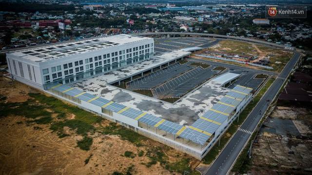 Bên trong khu phức hợp bến xe Miền Đông mới, vốn đầu tư 4.000 tỉ đồng trước ngày đi vào hoạt động - Ảnh 7.