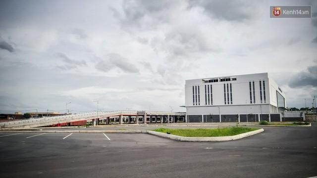 Bên trong khu phức hợp bến xe Miền Đông mới, vốn đầu tư 4.000 tỉ đồng trước ngày đi vào hoạt động - Ảnh 9.