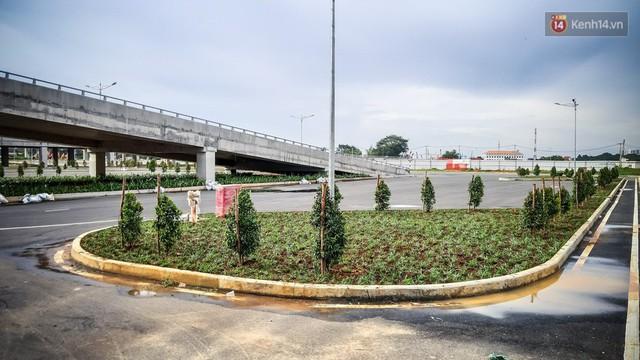 Bên trong khu phức hợp bến xe Miền Đông mới, vốn đầu tư 4.000 tỉ đồng trước ngày đi vào hoạt động - Ảnh 10.