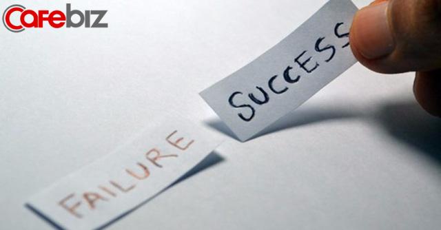 10 điểm khác nhau quan trọng giữa người thành công và người thất bại - Ảnh 1.