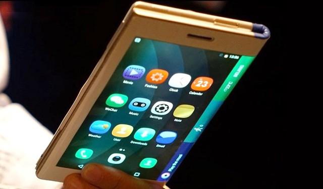 Apple đang ngấm ngầm phát triển iPhone, iPad màn hình gập - Ảnh 1.