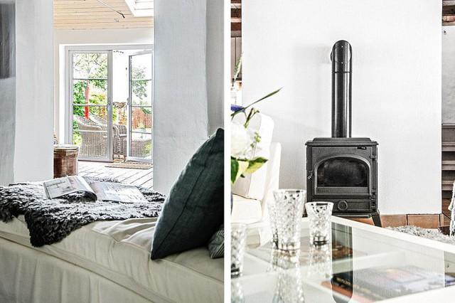 Cải tạo nhà cũ thành ngôi nhà vườn hoàn hảo đáng mơ ước đậm chất Scandinavia - Ảnh 2.