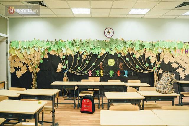 Ở Hà Nội có một ngôi trường đã nhiều năm không thả bóng bay ngày khai giảng, bảo vệ môi trường là phương châm giáo dục chính - Ảnh 11.