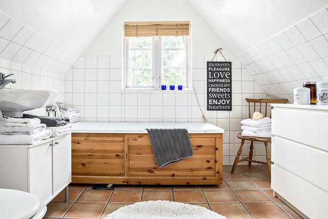 Cải tạo nhà cũ thành ngôi nhà vườn hoàn hảo đáng mơ ước đậm chất Scandinavia - Ảnh 14.