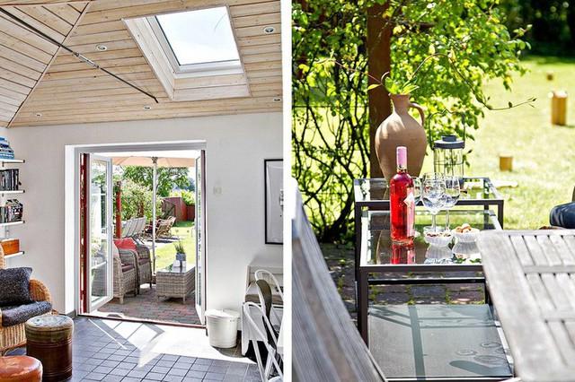 Cải tạo nhà cũ thành ngôi nhà vườn hoàn hảo đáng mơ ước đậm chất Scandinavia - Ảnh 16.