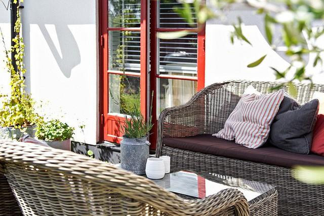 Cải tạo nhà cũ thành ngôi nhà vườn hoàn hảo đáng mơ ước đậm chất Scandinavia - Ảnh 17.