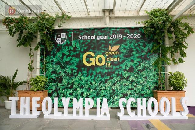 Ở Hà Nội có một ngôi trường không bao giờ thả bóng bay ngày khai giảng, học sinh có hàng loạt dự án biến chai nhựa thành gạch xây trường - Ảnh 5.