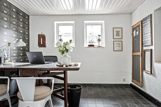 Cải tạo nhà cũ thành ngôi nhà vườn hoàn hảo đáng mơ ước đậm chất Scandinavia - Ảnh 5.