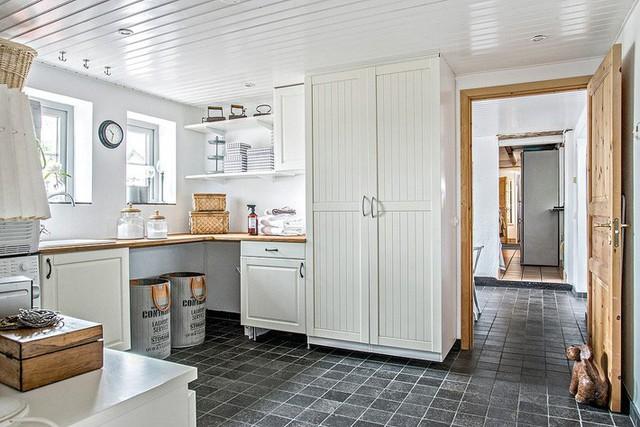 Cải tạo nhà cũ thành ngôi nhà vườn hoàn hảo đáng mơ ước đậm chất Scandinavia - Ảnh 10.