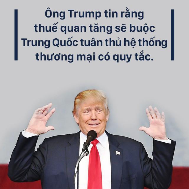 Cuộc chiến kép của ông Trump nhằm hạ gục Trung Quốc: Hồi gay cấn còn ở phía trước - Ảnh 3.