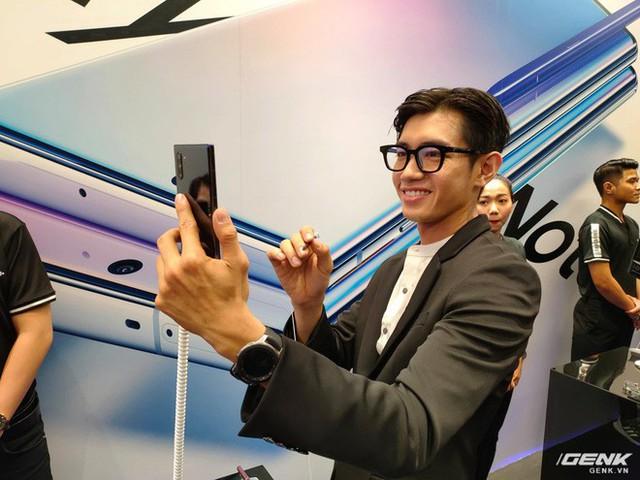 Galaxy Note10 và Note10+ chính thức ra mắt tại Việt Nam: giá từ 22,9 triệu đồng, mở bán 23/8 - Ảnh 11.