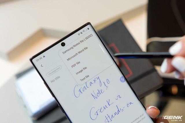Galaxy Note10 và Note10+ chính thức ra mắt tại Việt Nam: giá từ 22,9 triệu đồng, mở bán 23/8 - Ảnh 3.