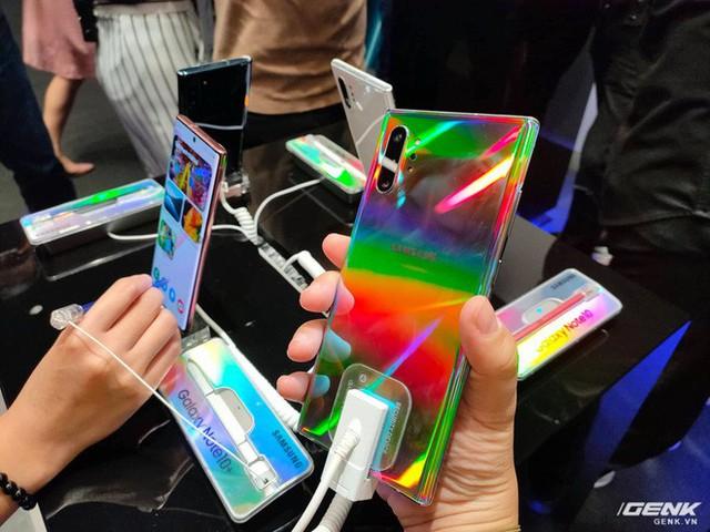 Galaxy Note10 và Note10+ chính thức ra mắt tại Việt Nam: giá từ 22,9 triệu đồng, mở bán 23/8 - Ảnh 10.