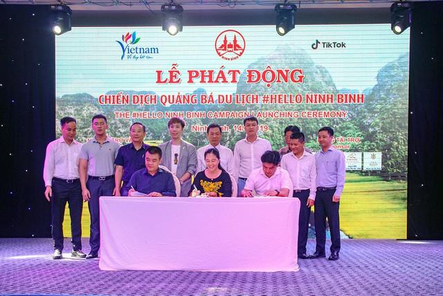 Tham vọng quảng bá du lịch Việt Nam của TikTok: Chiến dịch đưa hình ảnh Tràng An, Bái Đính, ẩm thực Ninh Bình đến gần với bạn bè thế giới - Ảnh 3.