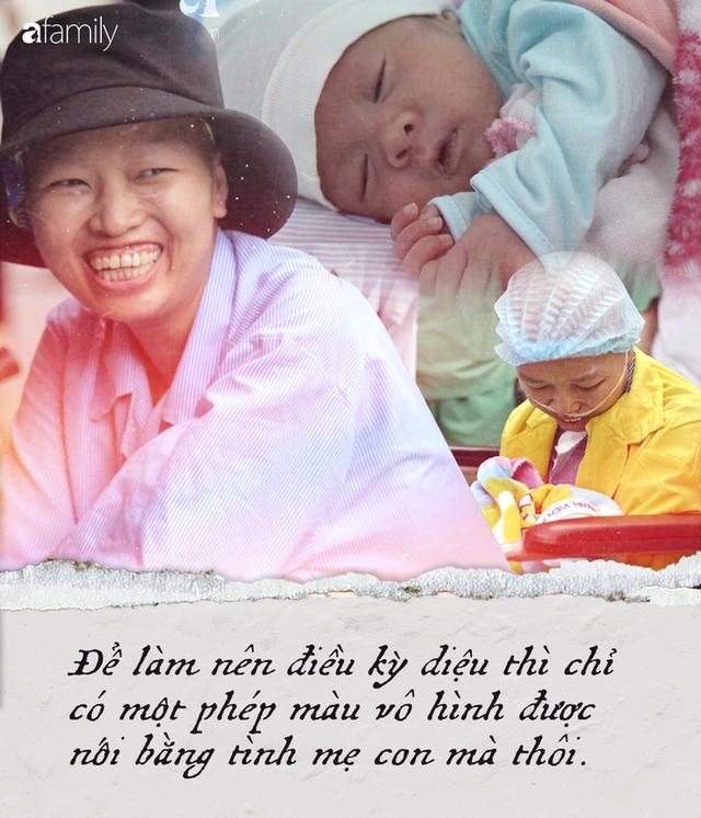 Mỗi trái tim người mẹ là một kỳ quan, nhưng có một cực phẩm mang tên mẹ Bình An ở đây, ngay rất gần! - Ảnh 3.