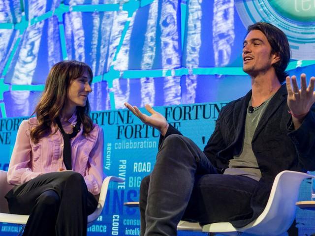 Tỷ phú bỏ học đứng sau WeWork - startup 47 tỷ USD chuẩn bị IPO - Ảnh 9.