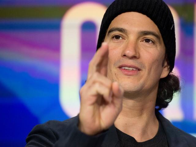 Tỷ phú bỏ học đứng sau WeWork - startup 47 tỷ USD chuẩn bị IPO - Ảnh 19.