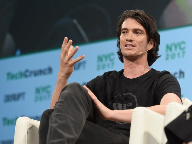 Tỷ phú bỏ học đứng sau WeWork - startup 47 tỷ USD chuẩn bị IPO - Ảnh 20.