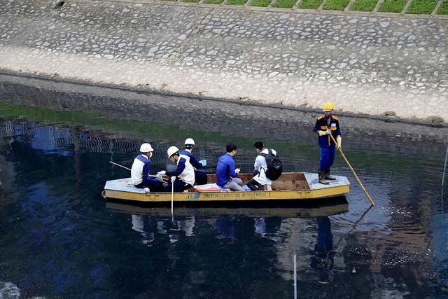 Chuyên gia Nhật: Sở TN&MT TP.HCM chưa hiểu công nghệ làm sạch sông Tô Lịch - Ảnh 1.
