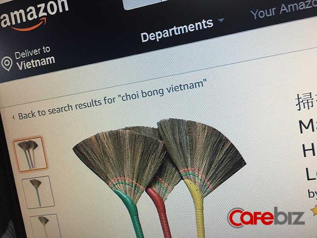 Vì sao Amazon sẽ không vào Việt Nam trong vài ba năm tới? - Ảnh 2.