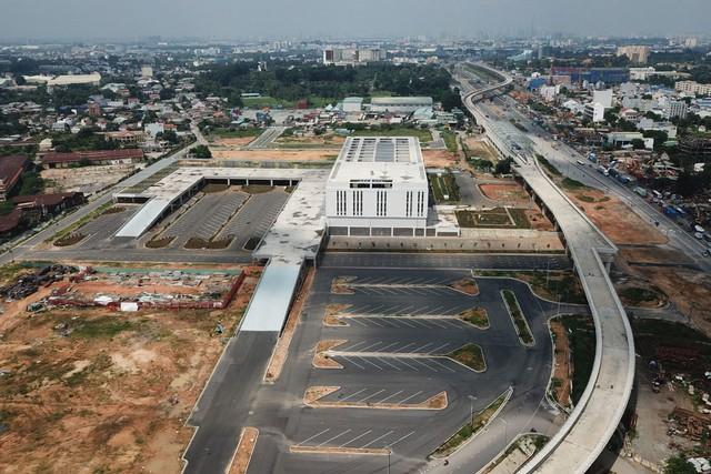 Diện mạo bến xe lớn nhất ở Sài Gòn nhìn từ flycam - Ảnh 6.