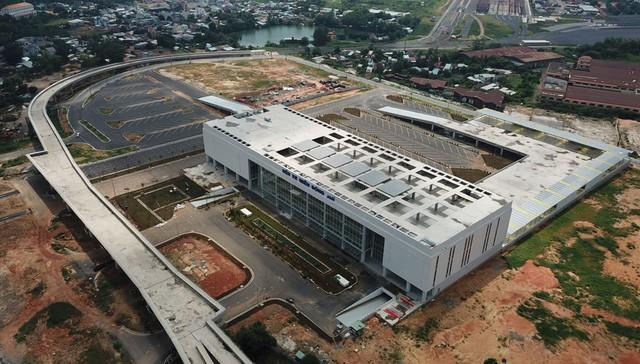 Diện mạo bến xe lớn nhất ở Sài Gòn nhìn từ flycam - Ảnh 8.