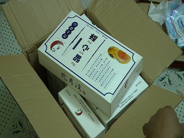 Hà Nội: Thu giữ hàng nghìn chiếc bánh Trung thu do nước ngoài sản xuất không rõ nguồn gốc - Ảnh 2.