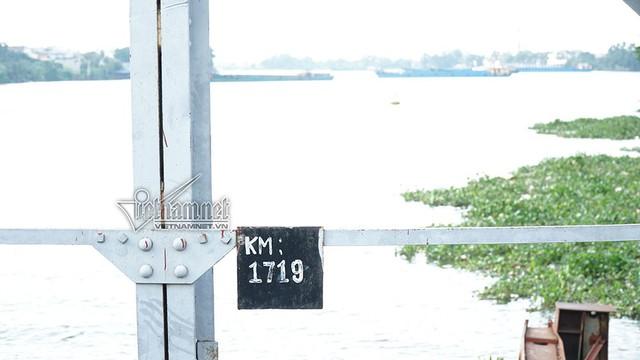 Ngắm từ trên cao cầu đường sắt 117 năm tuổi ở Sài Gòn sắp tháo dỡ - Ảnh 18.