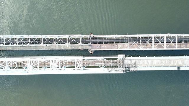 Ngắm từ trên cao cầu đường sắt 117 năm tuổi ở Sài Gòn sắp tháo dỡ - Ảnh 5.
