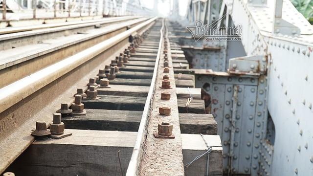 Ngắm từ trên cao cầu đường sắt 117 năm tuổi ở Sài Gòn sắp tháo dỡ - Ảnh 9.