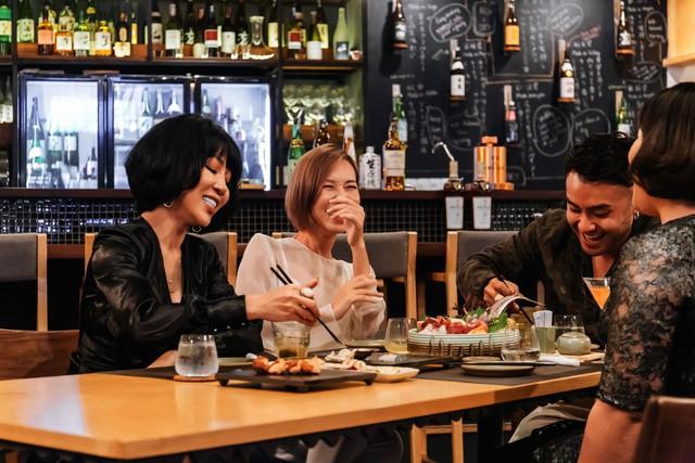 """""""Độ"""" quán rượu bình dân Nhật Bản - Mô hình kinh doanh nhà hàng """"độc lạ"""" của Kai Izakaya - Ảnh 4."""