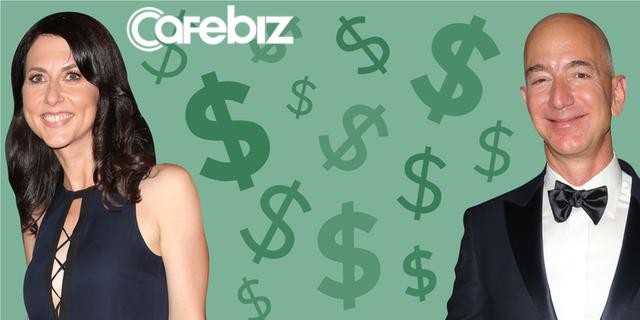 Ly hôn sẽ không quá kinh khủng khi bạn siêu giàu: Vợ cũ Jeff Bezos trở thành người phụ nữ giàu thứ 3 thế giới và cổ đông cá nhân lớn thứ 2 của Amazon - Ảnh 1.