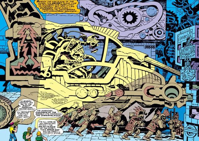 Giải ngố về Eternals, tập hợp siêu anh hùng sở hữu quyền năng vô song sắp xuất hiện trong Vũ trụ Điện ảnh Marvel - Ảnh 15.