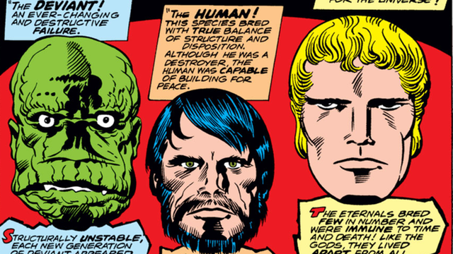 Giải ngố về Eternals, tập hợp siêu anh hùng sở hữu quyền năng vô song sắp xuất hiện trong Vũ trụ Điện ảnh Marvel - Ảnh 4.