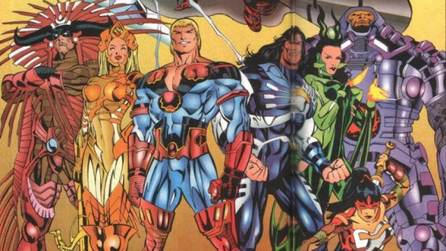Giải ngố về Eternals, tập hợp siêu anh hùng sở hữu quyền năng vô song sắp xuất hiện trong Vũ trụ Điện ảnh Marvel - Ảnh 7.