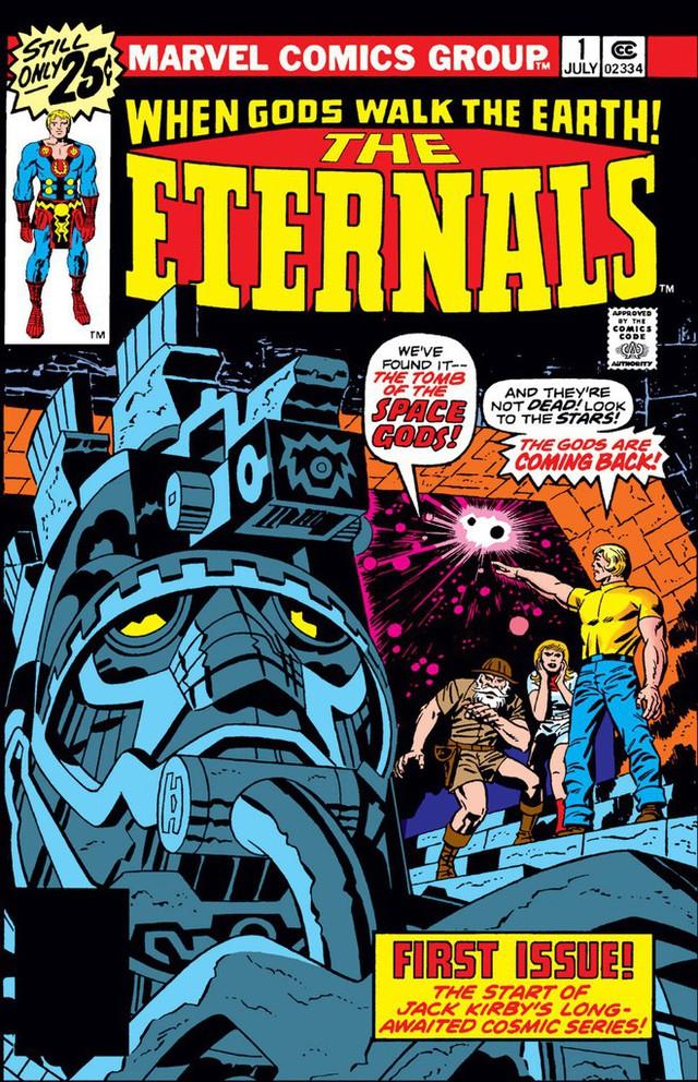 Giải ngố về Eternals, tập hợp siêu anh hùng sở hữu quyền năng vô song sắp xuất hiện trong Vũ trụ Điện ảnh Marvel - Ảnh 10.