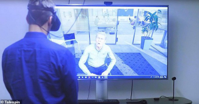 Đã có công cụ thực tế ảo giúp các nhà quản lý có thể thực hành kỹ năng sa thải nhân viên - Ảnh 1.