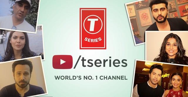 """t- series, youtube - photo 1 1566276140210365473868 - Là kênh Youtube của người Ấn, chỉ đăng video tiếng Hindi, T-Series làm gì để trở thành kênh có lượt đăng ký lớn nhất thế giới, vượt mặt """"ông hoàng Youtube"""" PewDiePie?"""