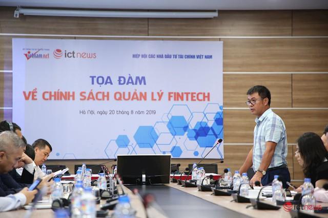 """Phó Chủ tịch Hiệp hội Fintech Singapore: """"Việt Nam có tiềm năng lớn để phát triển lĩnh vực Fintech!"""" - Ảnh 1."""