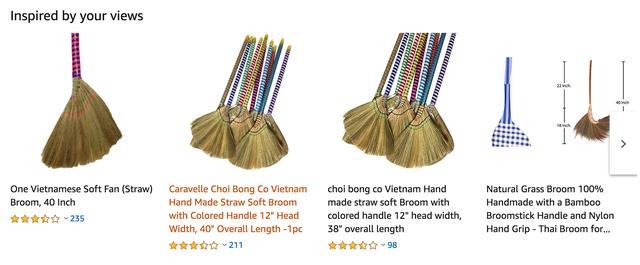 Hàng loạt sản phẩm truyền thống của Việt Nam được bán với giá cực cao trên Amazon, eBay - Ảnh 6.