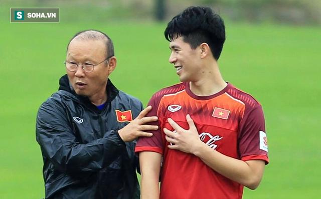 park hang-seo - photo 1 15663639955831159746272 - HLV Lê Thụy Hải: Ông Park khác lắm, sẽ thắng cả vòng loại World Cup lẫn SEA Games!