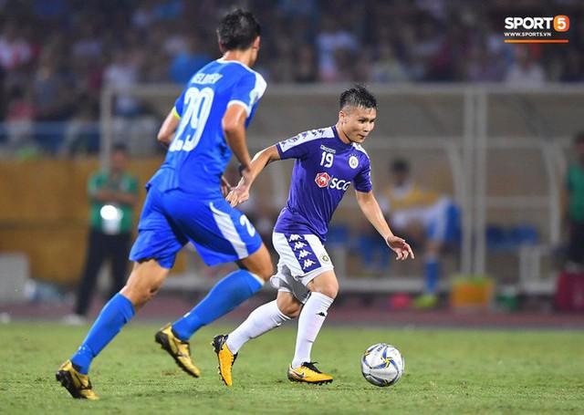 Quang Hải lên thần, ghi liên tiếp hai bàn đẹp mắt ở Cúp châu Á cho Hà Nội FC - Ảnh 15.