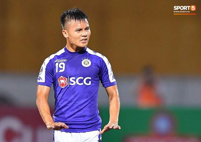 Quang Hải lên thần, ghi liên tiếp hai bàn đẹp mắt ở Cúp châu Á cho Hà Nội FC - Ảnh 17.