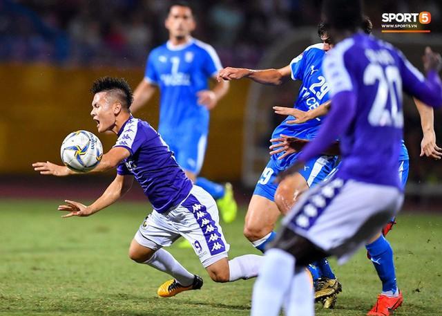 Quang Hải lên thần, ghi liên tiếp hai bàn đẹp mắt ở Cúp châu Á cho Hà Nội FC - Ảnh 19.