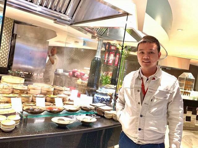 """Khoa Pug thất vọng vì """"đốt tiền"""" không đáng tại khách sạn 7 sao ở Dubai, hướng dẫn viên người Việt chỉ ra điểm làm quá - Ảnh 9."""