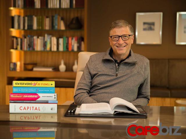 Đừng trở thành mọt sách đọc rồi quên, hãy học Bill Gates những cách sau để biến sách thành thứ vô giá - Ảnh 2.